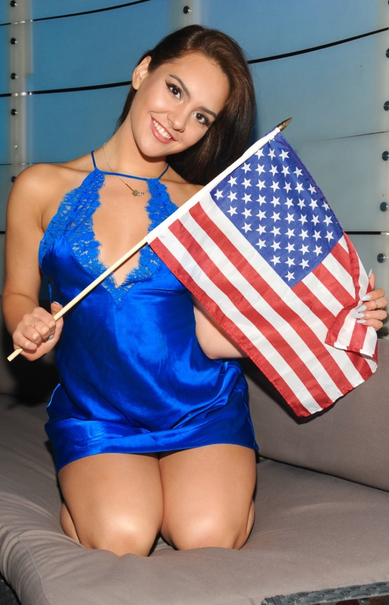 Stars and Stripes at Rick's Cabaret New York